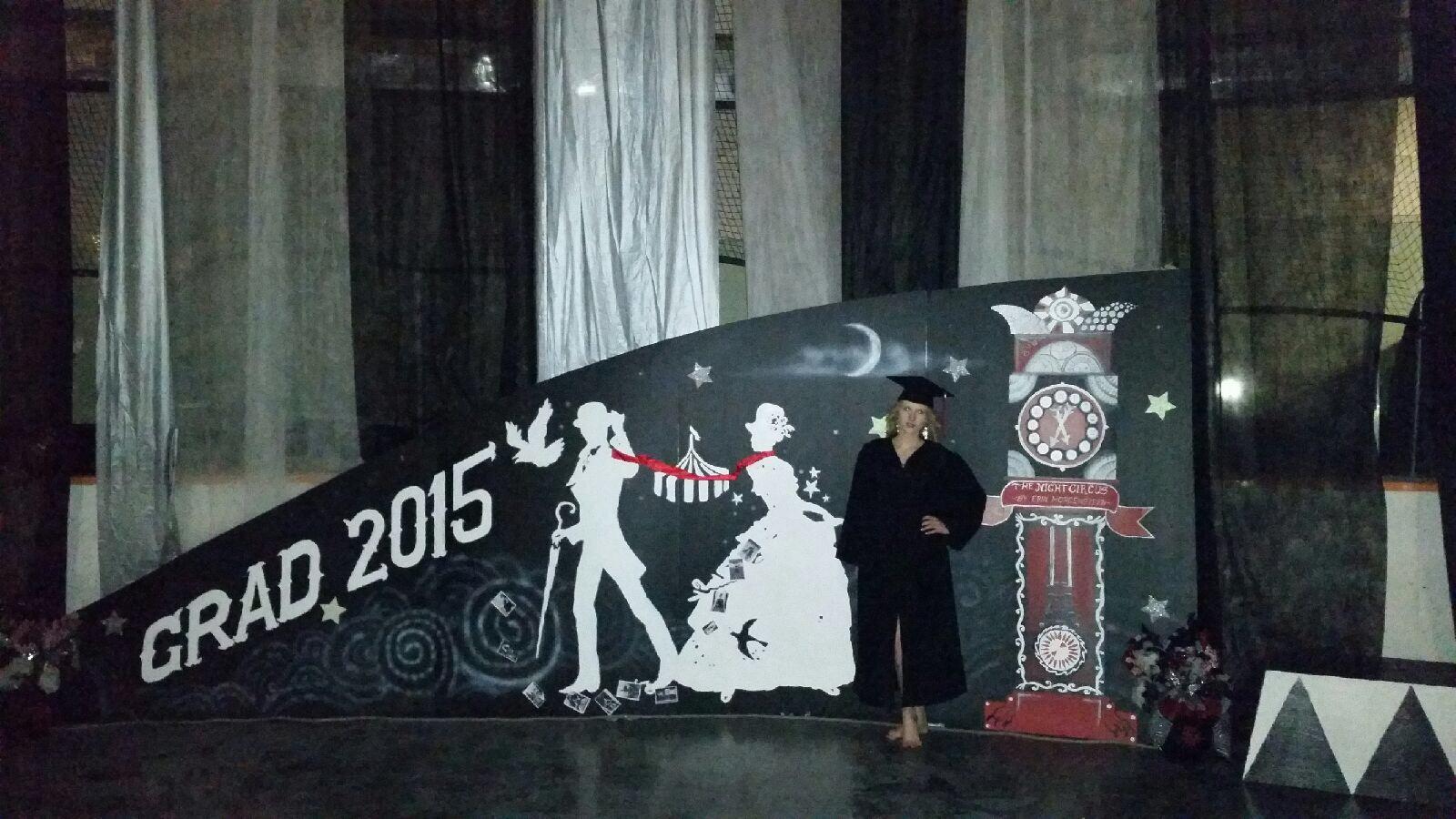 Paige Brinoni - 2015 Grad - Complex