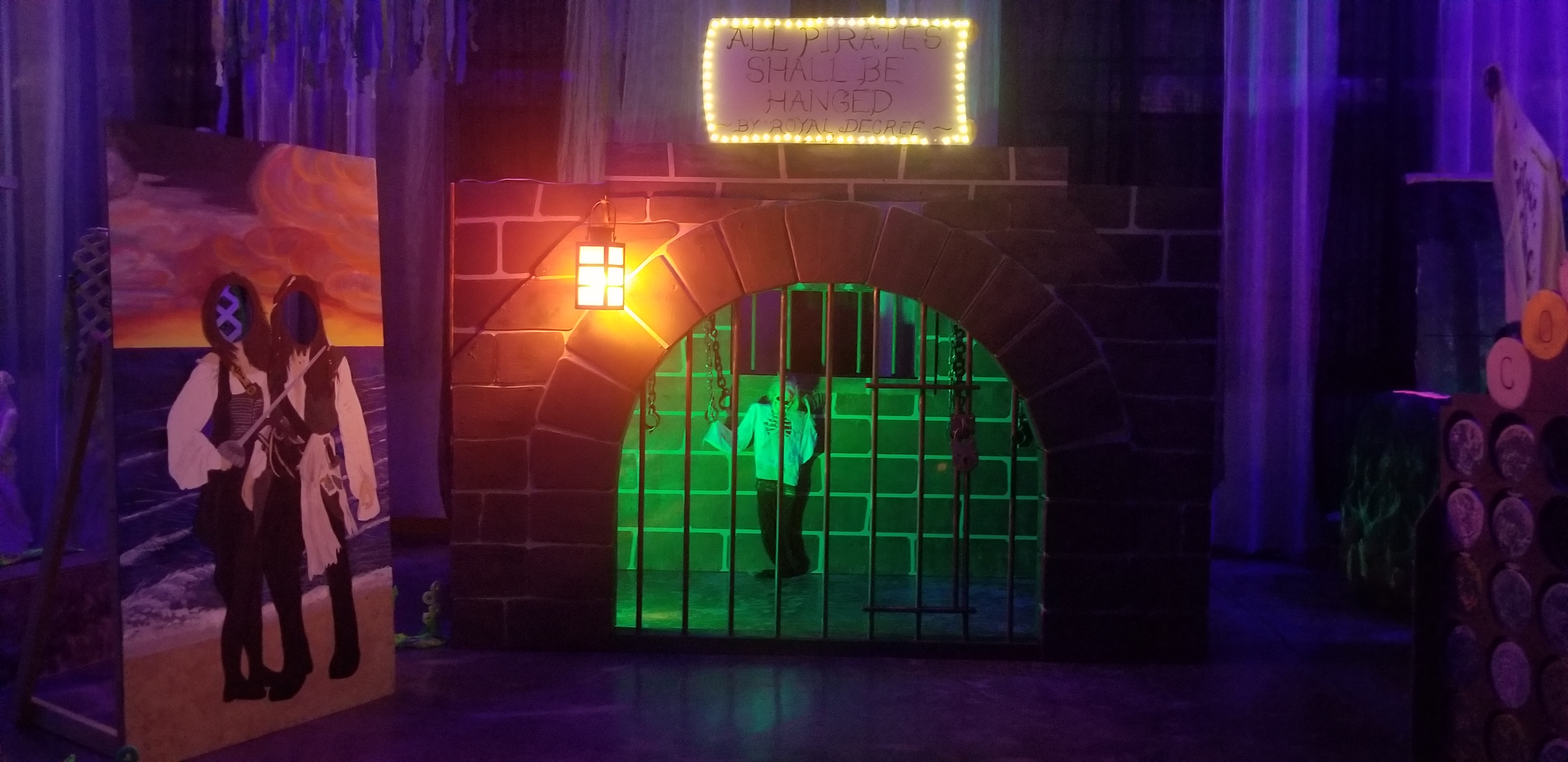 2018 Pirate Jail